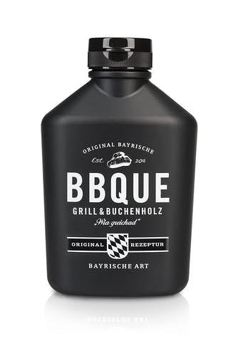 BBQUE – Original Bayrische Barbecue Saucen / 4er Set